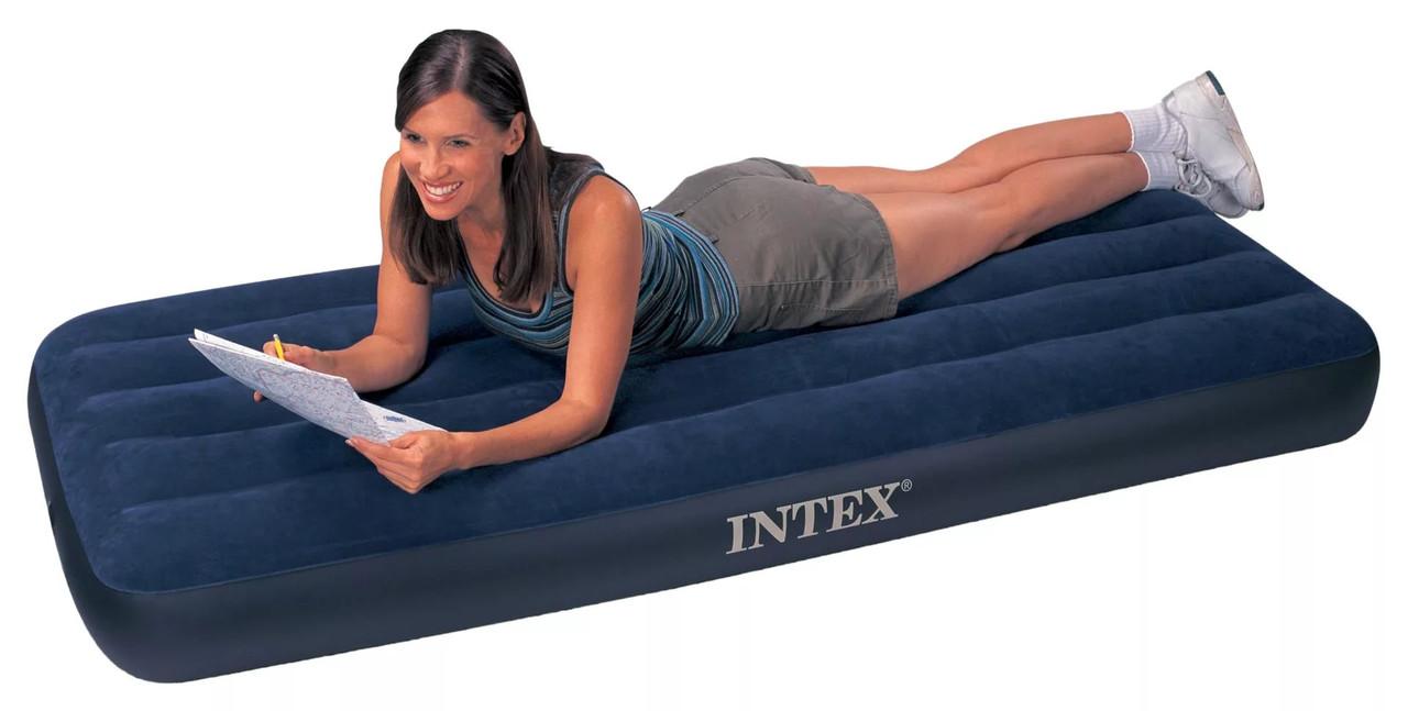 Матрас надувной Intex 68950