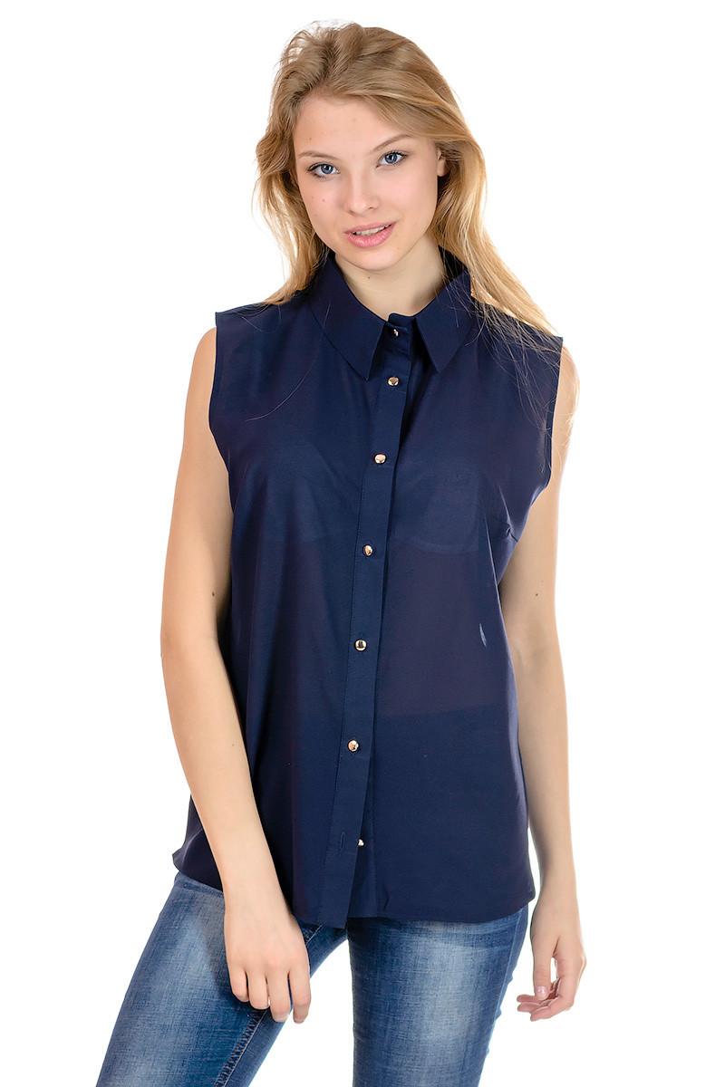 Блуза шифоновая 4077