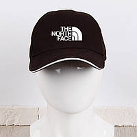 Черная котоновая кепка The North Face