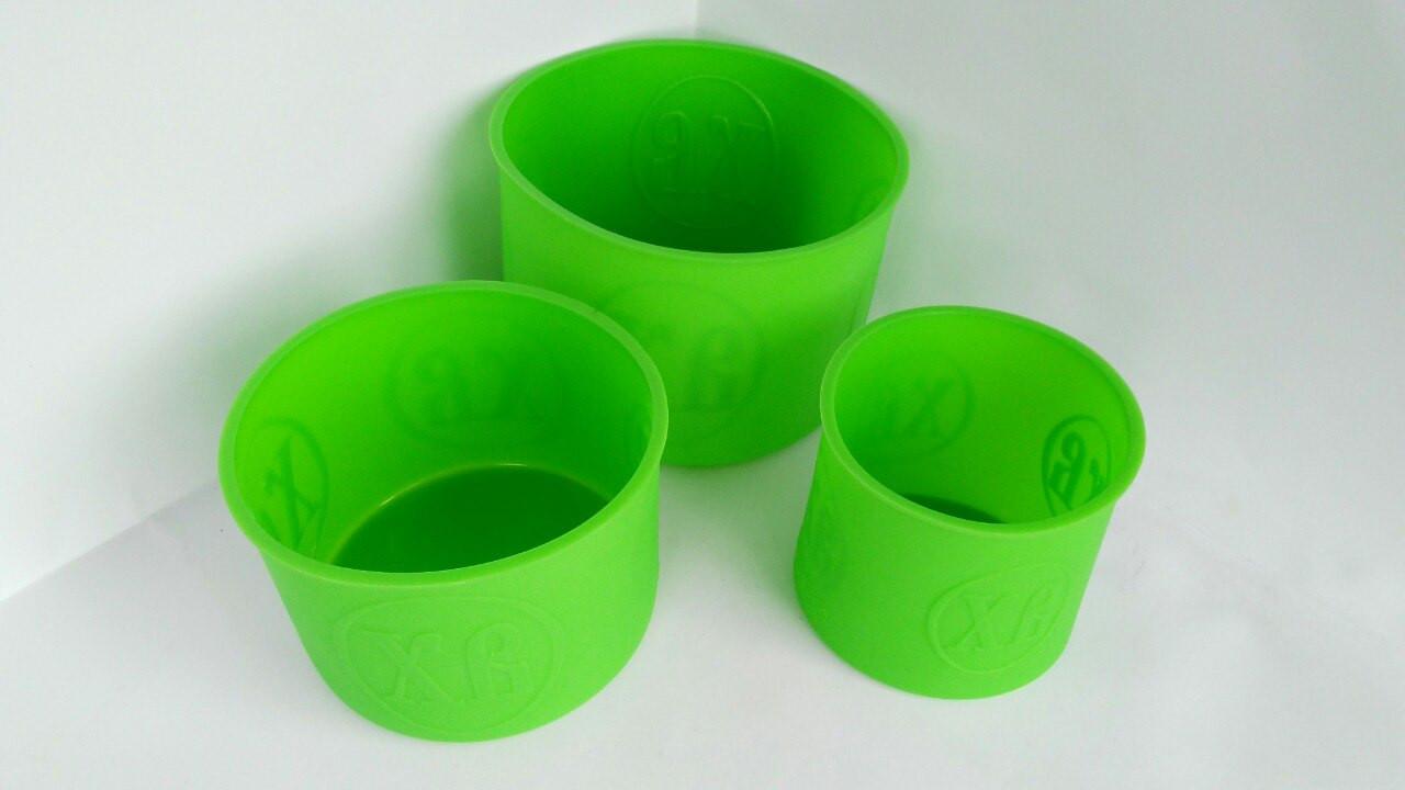 Набор силиконовых форм для пасхальных куличей