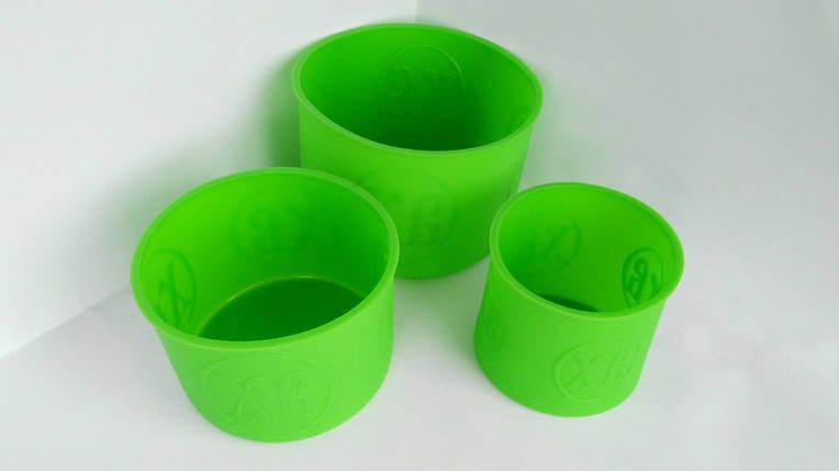 Набор силиконовых форм для пасхальных куличей, фото 2
