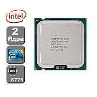 Процессор Intel Core 2 Duo E6300 1,86 GHZ/2M/1066 + термопаста в ПОДАРОК