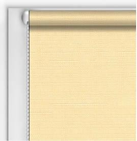 Рулонні штори DIY Льон Персик
