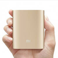 Универсальная батарея Xiaomi Mi power bank 10000mAh Gold ORIGINAL