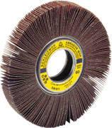 Лепестковый шлифовальный круг SM 611 Klingspor 165*25 Р40