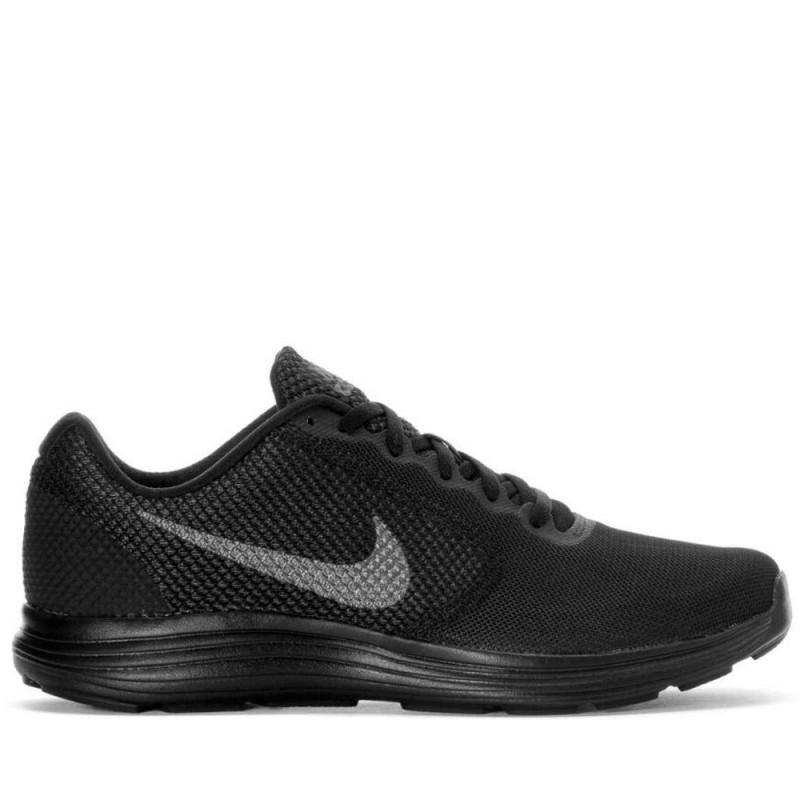 Кроссовки Nike Revolution 3 (черные) оригинал