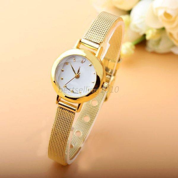 a18e0451 Стильные модные женские часы на тонком металлическом ремешке - Интернет  магазин