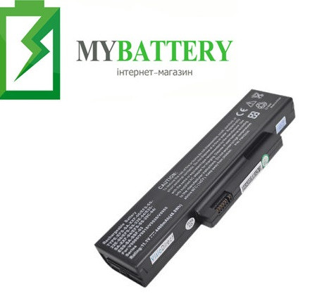 Аккумуляторная батарея Fujitsu-Siemens Amilo La1703 Esprimo Mobile V5515 V5535 V6515 FOX-EFS-SA-22F-06