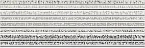 Декор Opoczno Mirror grey inserto lines 250х750