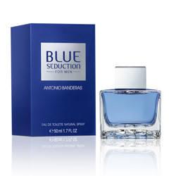 Туалтная вода Antonio Banderas Blue Seduction 50ml