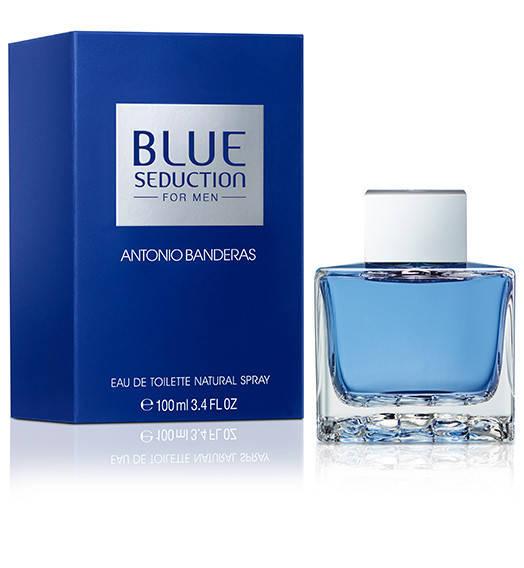 Туалтная вода Antonio Banderas Blue Seduction 100ml