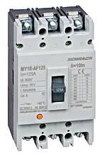 Автоматический выключатель типа АF , 3P, 18kA , 125A Schrack