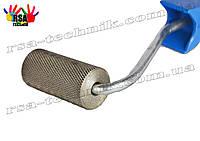 Валик для раскатки шумоизоляции металлический