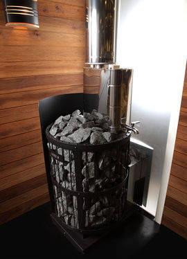 Стекляная система DL92105 (без рамки) для печей и каменок Harvia Legend Duo, фото 2