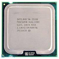 Процессор Intel Core 2 Duo E5300 2,6 GHZ/2M/800 + термопаста в ПОДАРОК