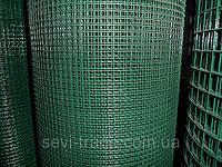 Сетка сварная ПВХ 50*50*1,9*1800 (54 м.кв.) (30м)