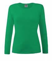 Женская футболка с длинным рукавом 205-38