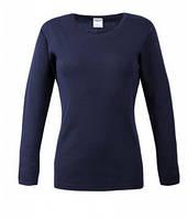 Женская футболка с длинным рукавом 205-АЗ