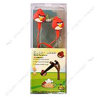 Проводные наушники детские Small 'Angry Birds'