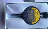 Цифровой индикатор часового типа ИЧЦ 0-12,7 мм (0,001 мм) без ушка в водозащитном корпусе IP54, фото 2