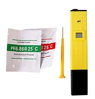 Цифровой pH-метр с калибровкой