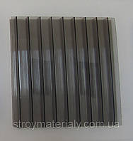 Сотовый поликарбонат 6 мм Polygal бронза, фото 1