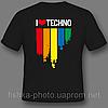 Печать смешных надписей на футболках