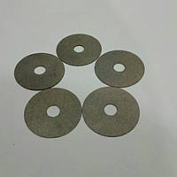 Диск эльборовый CBN 1A1R (Цельный) 20х0.9 мм