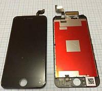 Дисплей  для Apple  iPhone 7 Plus с черным тачскрино