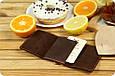 Кард-кейс 1.1 орех-апельсин, фото 4