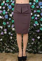 Нарядная женская юбка карандаш (две расцветки) y-t6111202