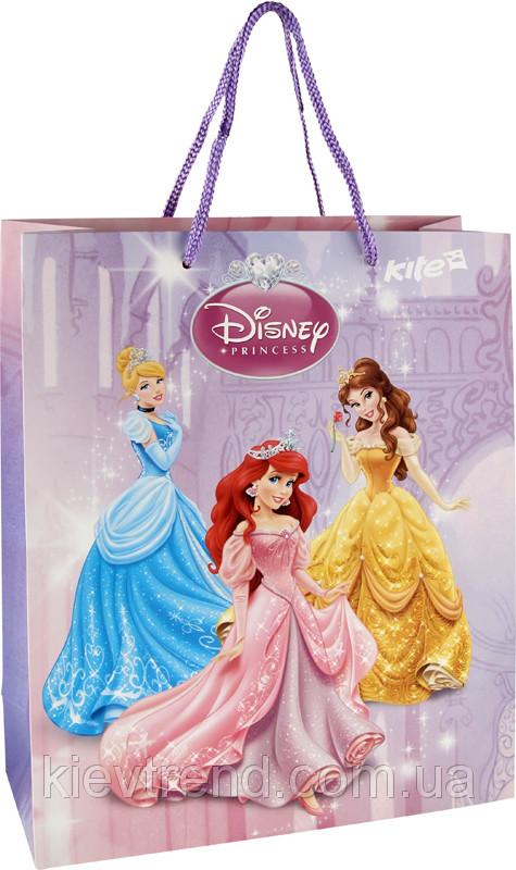 Пакет подарочный   Принцессы