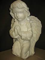 Ангел №10 мрамор. крошка 41 см.