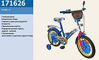 Двухколесный велосипед Щенячий патруль