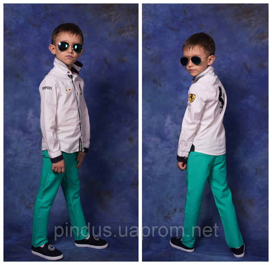 a4006cf7b07f Цветные яркие джинсы на мальчика, 116 - 146 см. Весна - лето. Детские,  подростковые летние, весенние брюки.