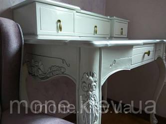 Туалетный столик с зеркалом в классическом стиле №9, фото 3