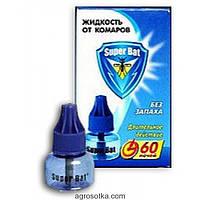 Жидкость для фумигатора Superbat (СуперБат) 60 ночей