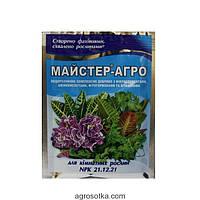 Удобрение Master для комнатных растений, 25г