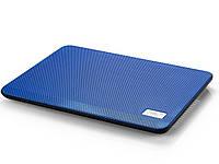 "Подставка для ноутбука до 14"" DeepCool N17, Blue"