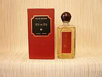 Novaya Zarya - Новая Заря - Тет-А-Тет (1978) (винтаж) - Одеколон 100 мл - Редкий аромат, снят с производства