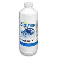 Delphin Блаусан К, жидкий альгицид от водорослей