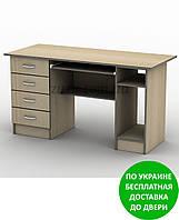 Письменный стол СК-4 Разные размеры и раскраски. Можно покупать отдельные комплектующие.