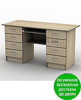 Письменный стол СП-28 Разные размеры и раскраски. Можно покупать отдельные комплектующие.