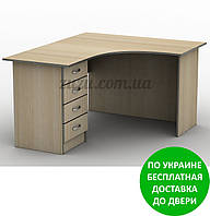 Письменный стол СПУ-4 Разные размеры и раскраски. Можно покупать отдельные комплектующие.