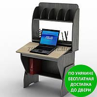Компьютерный стол СУ-18 Рост Разные размеры и раскраски. Можно покупать отдельные комплектующие.