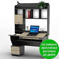 Компьютерный стол СУ-23 Макси Разные размеры и раскраски. Можно покупать отдельные комплектующие.