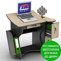 Компьютерный стол СУ-3 Разные размеры и раскраски. Можно покупать отдельные комплектующие.