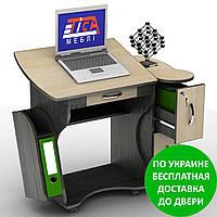 Компьютерный стол СУ-3к Разные размеры и раскраски. Можно покупать отдельные комплектующие.