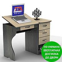 Компьютерный стол СУ-6 Разные размеры и раскраски. Можно покупать отдельные комплектующие.