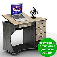 Компьютерный стол СУ-6к Разные размеры и раскраски. Можно покупать отдельные комплектующие.